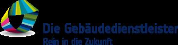 Logo: Die Gebäudedienstleister - Rein in die Zukunft